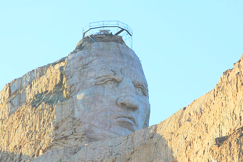 Unoptimizing Thunderhead Mountain to Rank for &quot;Crazy Horse&quot;*