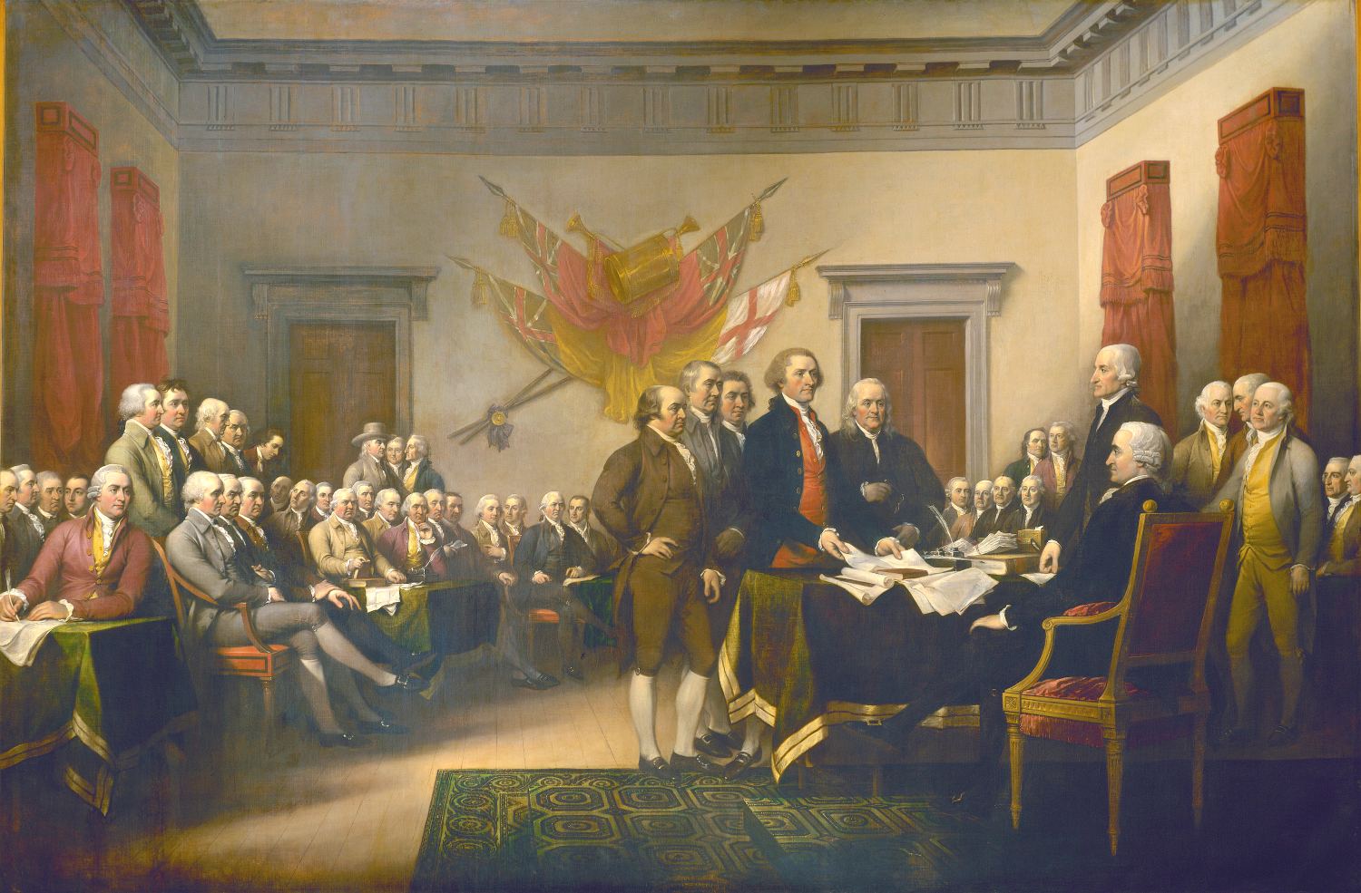 No Links to Poor Richard's Almanac?   Major Fail, Mr. Franklin!